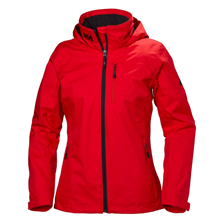 Picture of Ceket - Kadın - Crew Hooded MIDLAYER - Alert Red