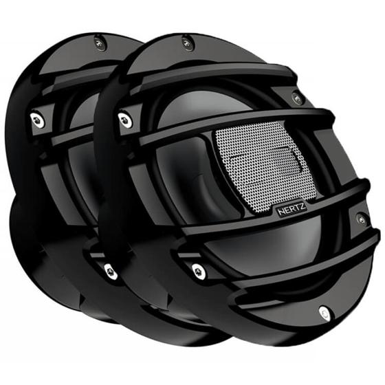 Hoparlör - Marin Power Sport Koaksiyel - Siyah - 16.5cm Görseli