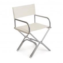 Katlanır Sandalye - Yönetmen - Beyaz