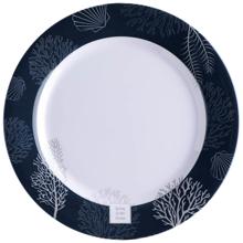 Picture of MELAMINE DINNER PLATE, LIVING, 6 PCS