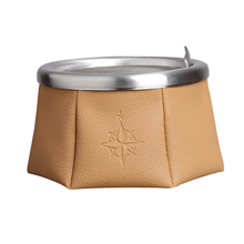 Picture of ASHTRAY WITH LID WINDPROOF – BROWN