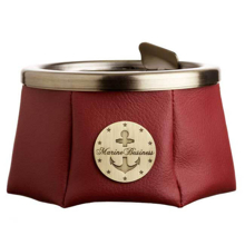 Picture of ASHTRAY WITH LID WINDPROOF – PREMIUM BORDEAUX