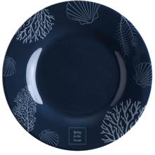 Picture of MELAMINE DESSERT PLATE, LIVING, 6 PCS