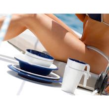 Salata Servis Seti - Summer Blue - 3 Parça Görseli