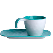 Espresso Seti - Summer Aqua - 6 Parça