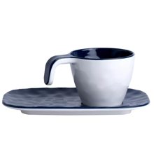 Espresso Seti - Summer Blue - 6 Parça Görseli