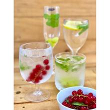 Şarap Kadehi - Party Clear - İç İçe Geçmeli - 6 Parça Görseli