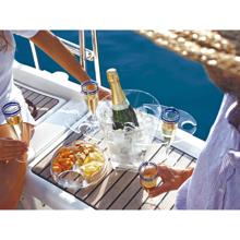 Şampanya Kovası + Bardak Tutucular + Çerezlik Seti Görseli