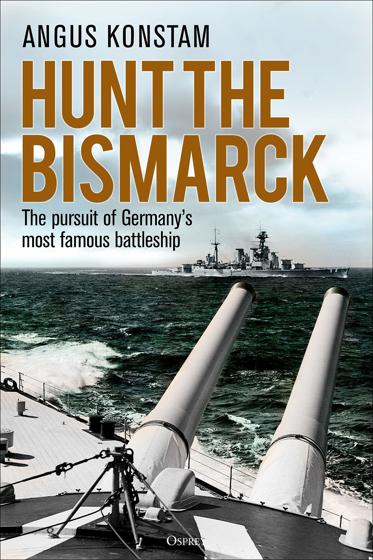 Hunt the Bismarck: The pursuit of Germany's most famous battleship Görseli