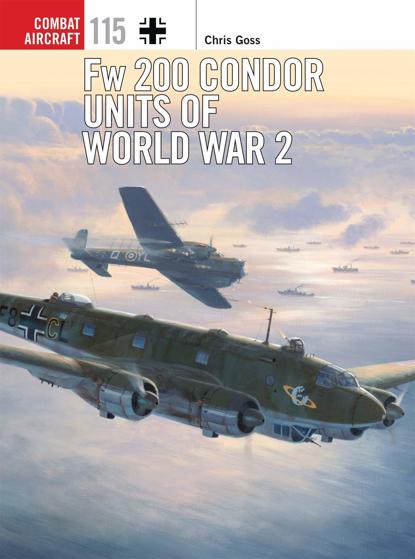 Fw 200 Condor Units of World War 2 (Combat Aircraft) Görseli