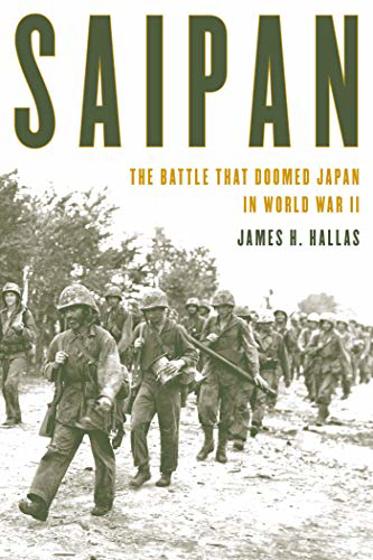 Saipan: The Battle That Doomed Japan in World War II Görseli