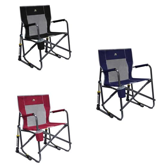 Katlanır Kamp Sandalyesi - Freestyle - Amortisörlü Görseli