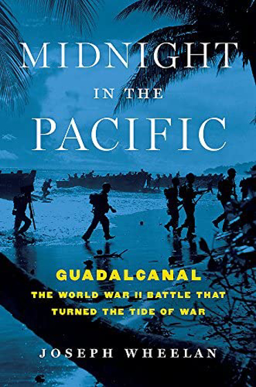 Midnight in the Pacific: Guadalcanal-The World War II Battle That Turned the Tide of War Görseli