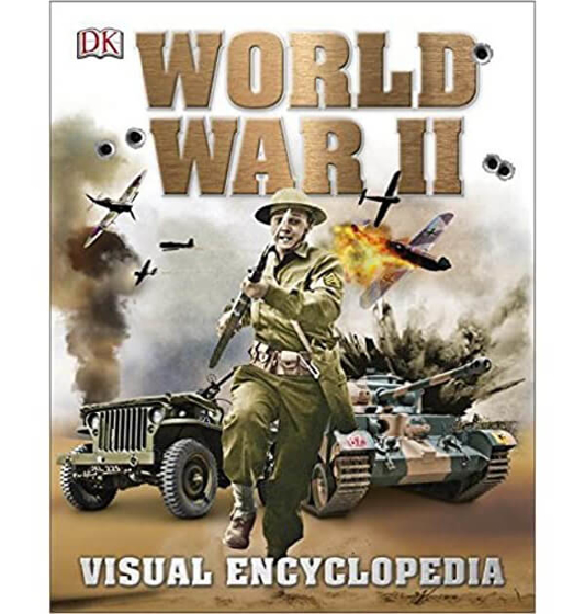 World War II: Visual Encyclopedia Görseli