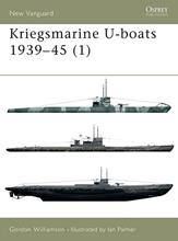 Kriegsmarine U-boats 1939–45