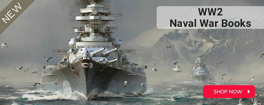 WW2 Naval War Books