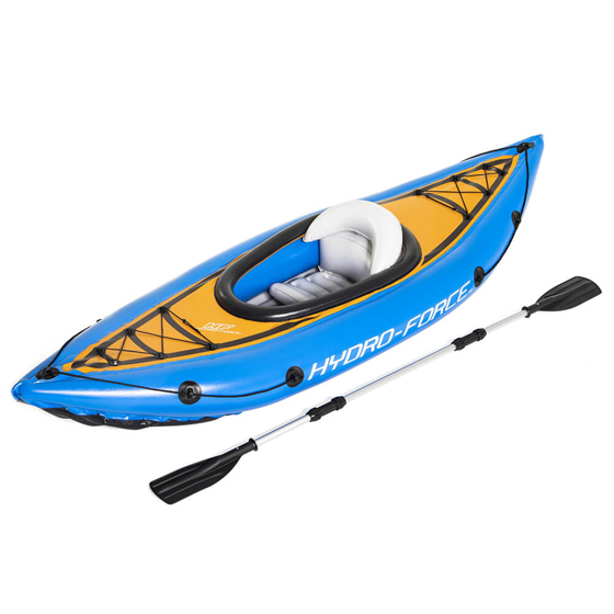 Şişme Kano - Hydro Force - Cove Champion - Tek Kişilik Görseli