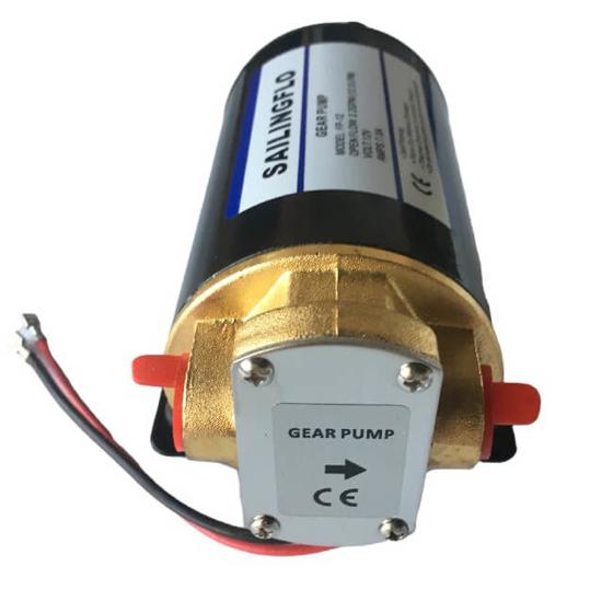 Transfer Pompası - 24v - 3,2GPM/12,1Lt/Dk Görseli