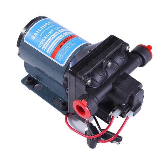 Su Pompası - Diyafram - 12v - 3GPM/11,5Lt/Dk - 45 PSI Görseli