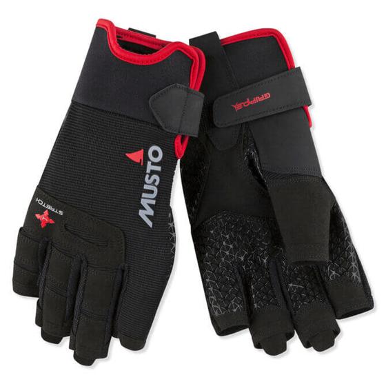 Eldiven - UNISEX - Performans Short FINGER Gloves - Black Görseli