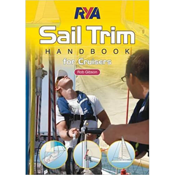 Kitap - RYA Sail Trim Handbook Görseli