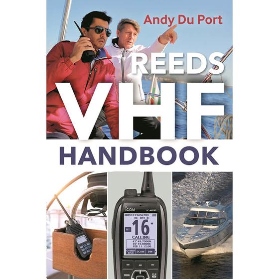 Kitap - Reeds VHF Handbook Görseli