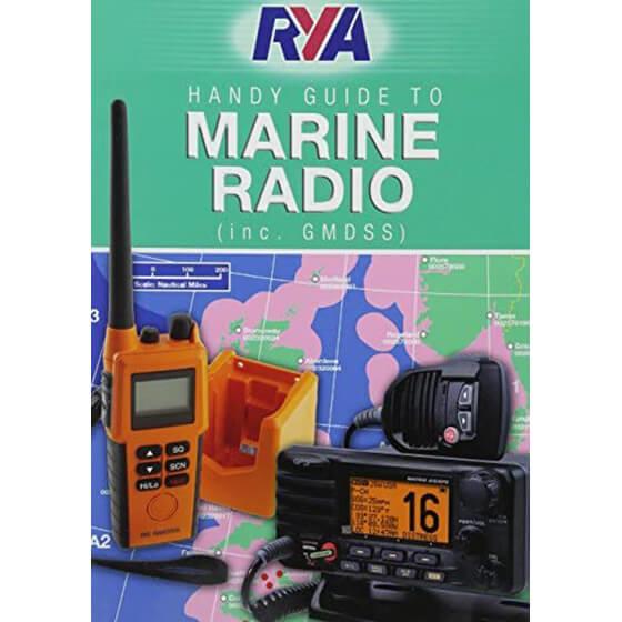 Kitap - RYA Handy Guide to Marine Radio Görseli