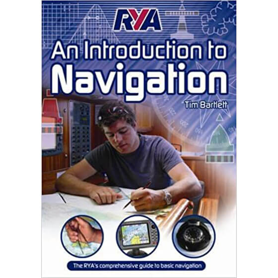 Kitap - RYA An Introduction to Navigation Görseli